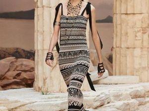 «Греческая» круизная коллекция Chanel 2017. Ярмарка Мастеров - ручная работа, handmade.