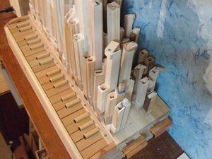 Портативный орган с регистрами. Ярмарка Мастеров - ручная работа, handmade.