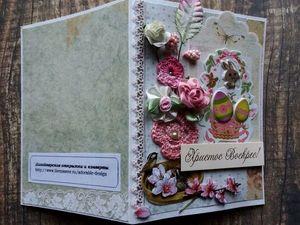 Скидки на пасхальные открытки. Ярмарка Мастеров - ручная работа, handmade.