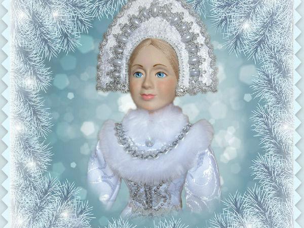 Приём заказов на новогодние куклы уже открыт | Ярмарка Мастеров - ручная работа, handmade