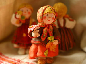 Одухотворённый народец Валентины Петруниной. Ярмарка Мастеров - ручная работа, handmade.