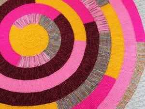 В магазине Уютные истории скидка на коврик Это лето.. Ярмарка Мастеров - ручная работа, handmade.