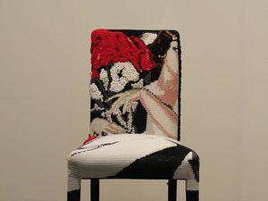 Мебель в нарядах итальянского дизайнера Loredana Bonora. Ярмарка Мастеров - ручная работа, handmade.
