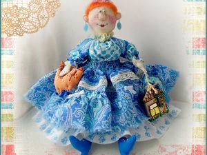 Скидка 15 % на Ангела-хранителя домашнего очага !. Ярмарка Мастеров - ручная работа, handmade.