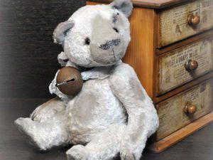 Розыгрыш мишки! Оливье в подарок! | Ярмарка Мастеров - ручная работа, handmade