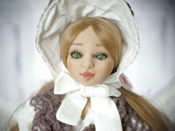 София - полностью подвижная, текстильная кукла от Эмилии Рай | Ярмарка Мастеров - ручная работа, handmade