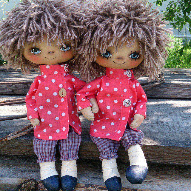 подарок 2017, кукла на заказ, авторская кукла