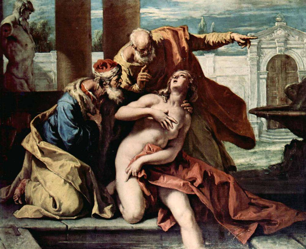 Легенда о Сусанне. Взгляд Рембрандта, фото № 4