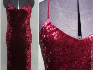 Только до 1 декабря! Скидка -25% на платье к новому году !. Ярмарка Мастеров - ручная работа, handmade.