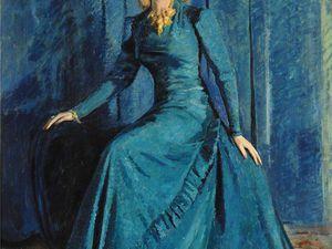 Оттенки синего в живописи: подборка из 30 прекрасных картин. Ярмарка Мастеров - ручная работа, handmade.