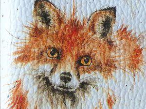 Новость для фан-клуба рыжего лиса)) | Ярмарка Мастеров - ручная работа, handmade