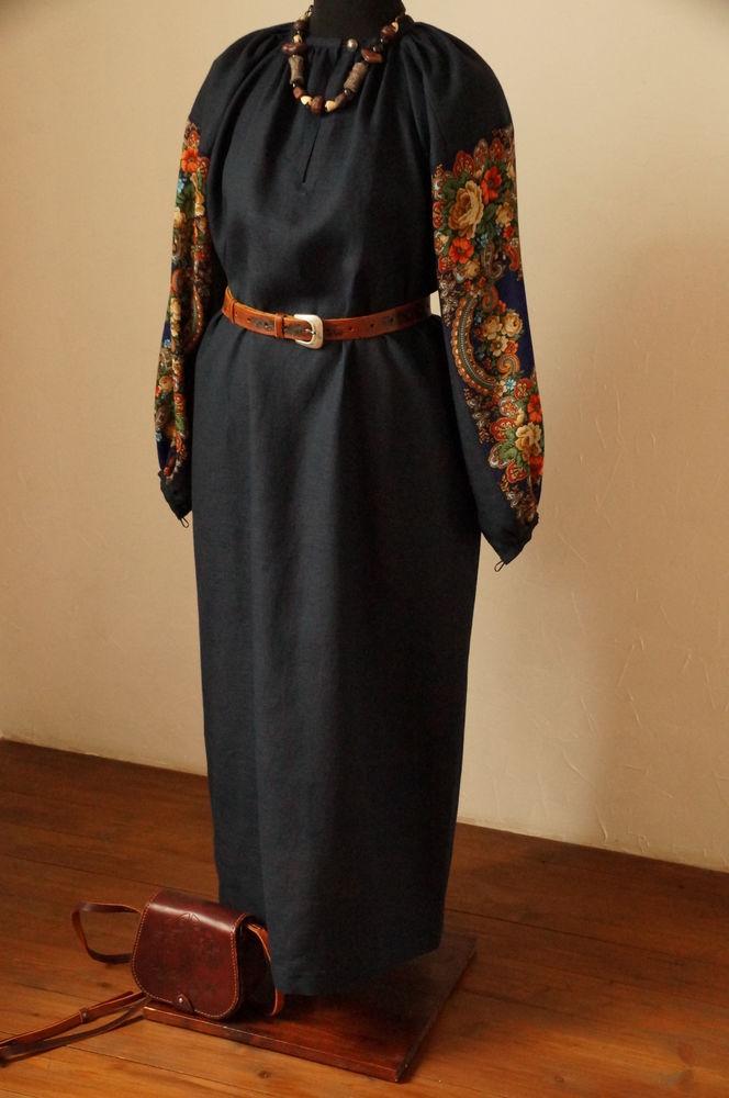 русский стиль, узор, червлёный яр, русская одежда, подарок женщине, русское платье