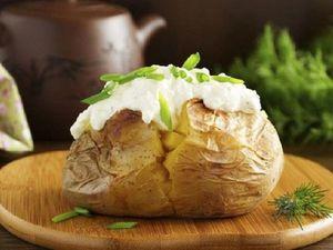 Картошечка по новому. Ярмарка Мастеров - ручная работа, handmade.
