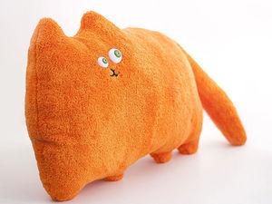 Конкурс коллекций. Рыжий Котик в подарок! | Ярмарка Мастеров - ручная работа, handmade