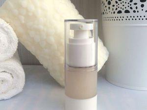 Увлажняющий гель для кожи вокруг глаз с гиалуроновой кислотой | Ярмарка Мастеров - ручная работа, handmade