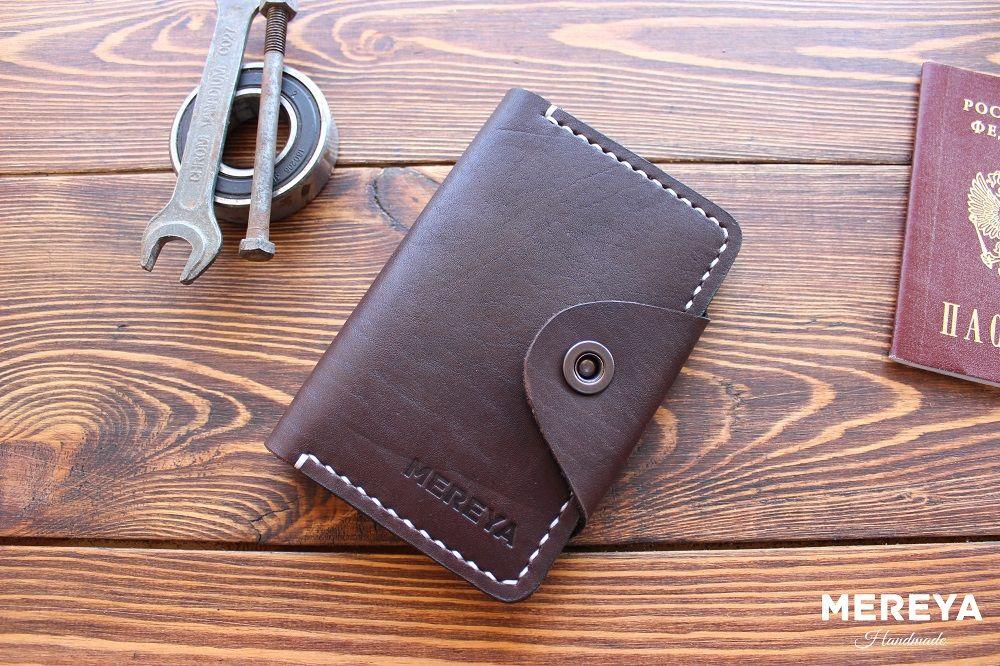 портмоне кожаное, кошелек из кожи, сумка кожаная
