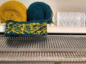 Машинное вязание. Цена вопроса.. Ярмарка Мастеров - ручная работа, handmade.