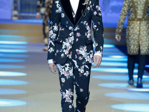 Ahead of the Rest: Dolce &amp&#x3B; Gabbana Fall/Winter 2018-2019 Collection for Men. Livemaster - handmade