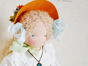 Очарование старинной куклы. Ярмарка Мастеров - ручная работа, handmade.