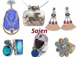 История создания семейной компании Sajen. Ярмарка Мастеров - ручная работа, handmade.