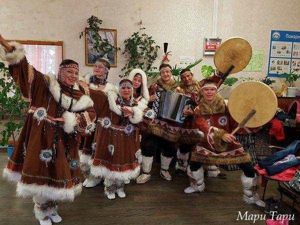 танцевальная кухлянка, этнический костюм, алхалалалай