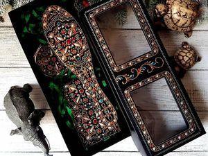 Новая упаковка для подарков. Ярмарка Мастеров - ручная работа, handmade.
