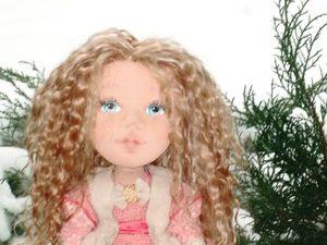 Знакомьтесь. Кукла Нора. Ярмарка Мастеров - ручная работа, handmade.