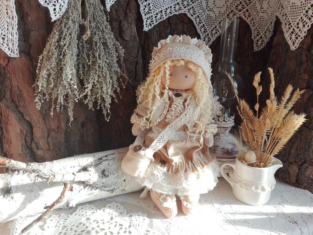 кукла бохо стиль