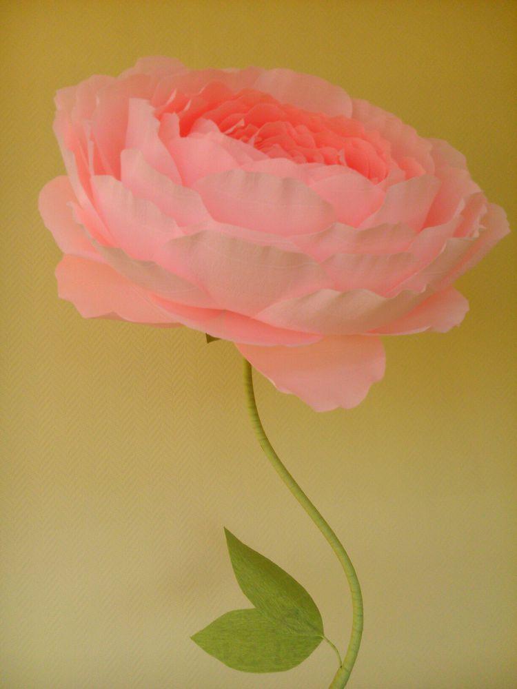 гигантские цветы, ростовые цветы, мастер класс спб
