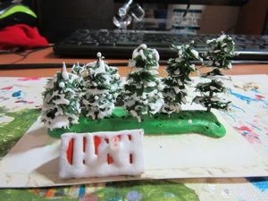 Пятая лампочка.Зима Близко!. Ярмарка Мастеров - ручная работа, handmade.