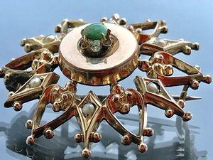 Антикварные броши — это современно!. Ярмарка Мастеров - ручная работа, handmade.
