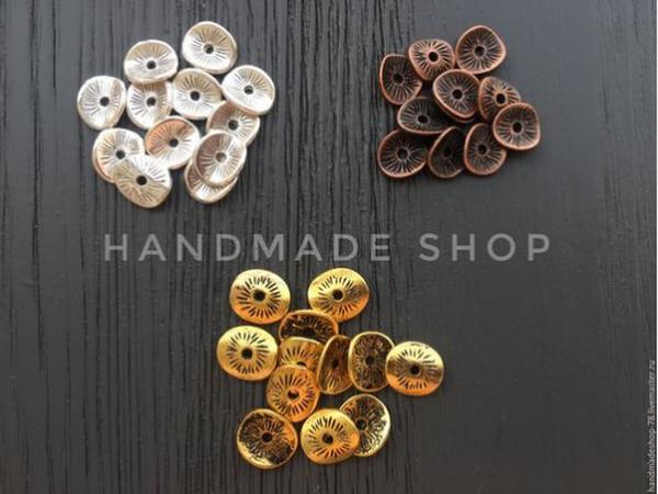 Фурнитура металлическая | Ярмарка Мастеров - ручная работа, handmade