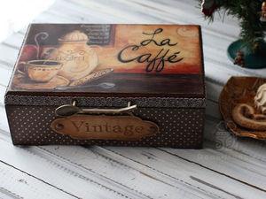 Сладкий короб для Олеси.. Ярмарка Мастеров - ручная работа, handmade.