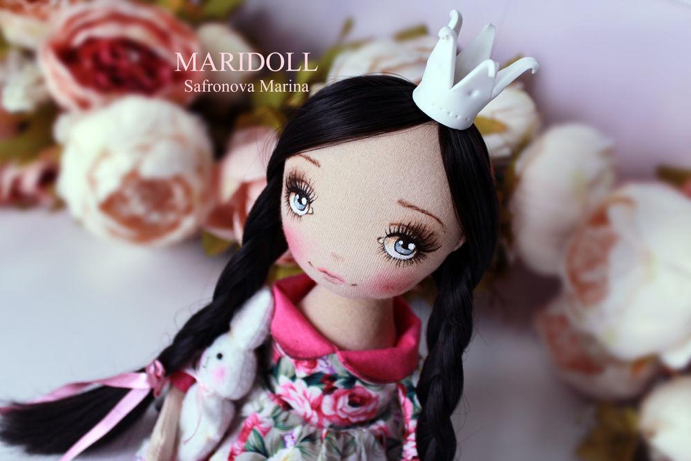 кукла для дочки, шарнирная кукла