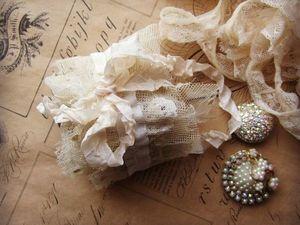 Остатки сладки. Snippet Rolls: потрепанный шик. Ярмарка Мастеров - ручная работа, handmade.