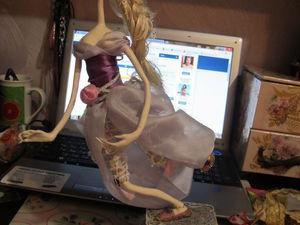 Отдам даром куклу 2. Йошкар-Ола, пересылка почтой | Ярмарка Мастеров - ручная работа, handmade