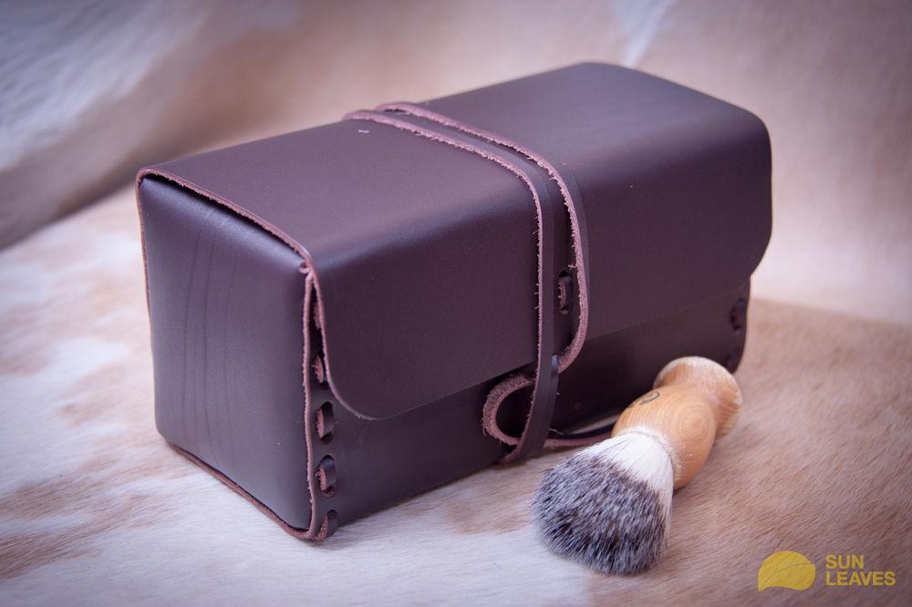 несессер, кожаные украшения