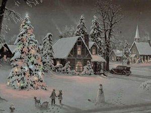 С Рождеством!!!   Ярмарка Мастеров - ручная работа, handmade