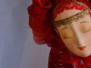 Мои Птицы-Ангелы на  Салоне кукол.. Ярмарка Мастеров - ручная работа, handmade.