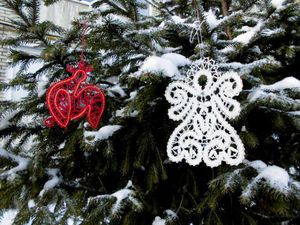 Новый год к нам мчится !  Ангел, петушок и другие!! | Ярмарка Мастеров - ручная работа, handmade