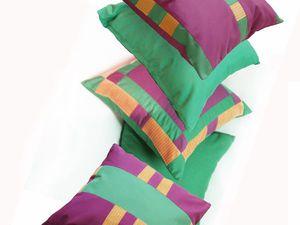 Встречаем весну с новой коллекцией дизайнерских подушек!   Ярмарка Мастеров - ручная работа, handmade