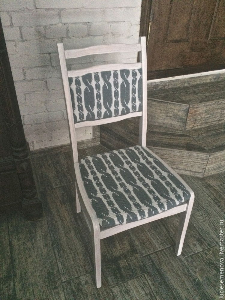 Restoration of an Old Chair: As Good as New!, фото № 12