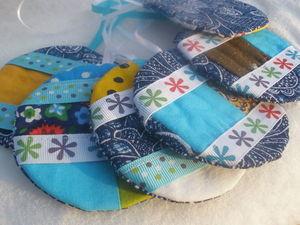 Делаем текстильные шары на елку за 1 час. Ярмарка Мастеров - ручная работа, handmade.