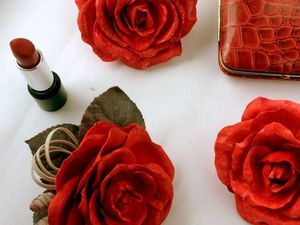 Цвет Chili Oil (Масло чили). Ярмарка Мастеров - ручная работа, handmade.