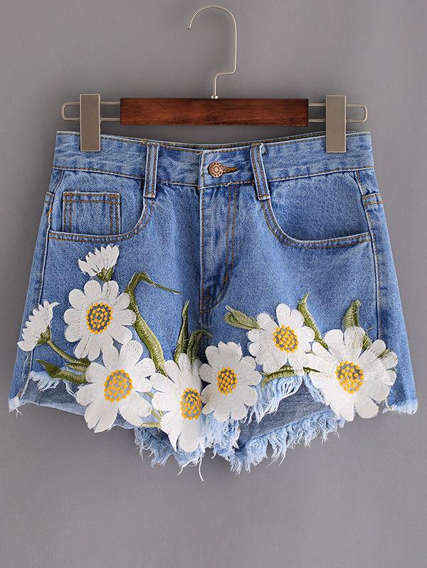 Многообразный декор джинсовых курток: 50 интересных вариантов, фото № 17