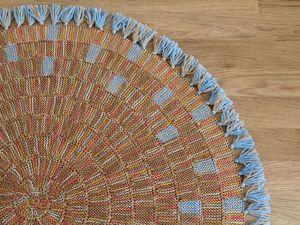 В магазинчике Уютные истории действует акция по доставке ковриков за счет магазина. Ярмарка Мастеров - ручная работа, handmade.