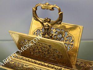 Салфетница бронза O.Prachthauser Zimmermann 18. Ярмарка Мастеров - ручная работа, handmade.