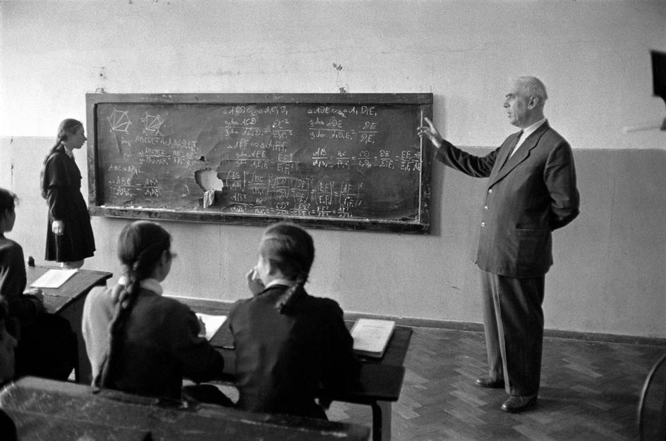 Lessing12 Москва 1958 года в фотографиях Эриха Лессинга