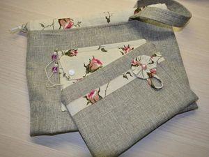 Новый проект: проектная сумка и органайзер. Ярмарка Мастеров - ручная работа, handmade.