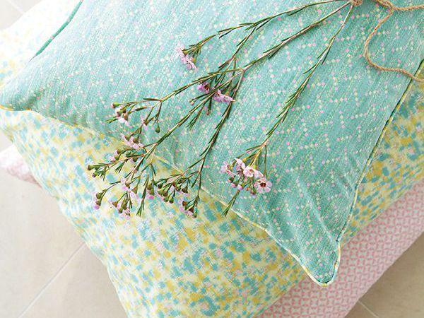 Новинка! Постельное белье из дизайнерских тканей! Дизайн №К1 | Ярмарка Мастеров - ручная работа, handmade